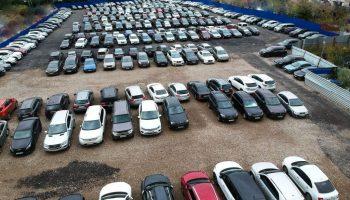 парковка в аэропорту Внуково
